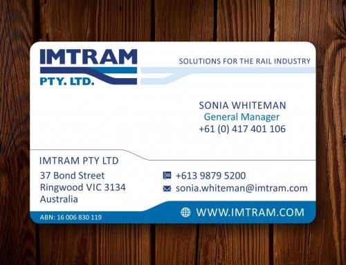 IMTRAM Business Cards