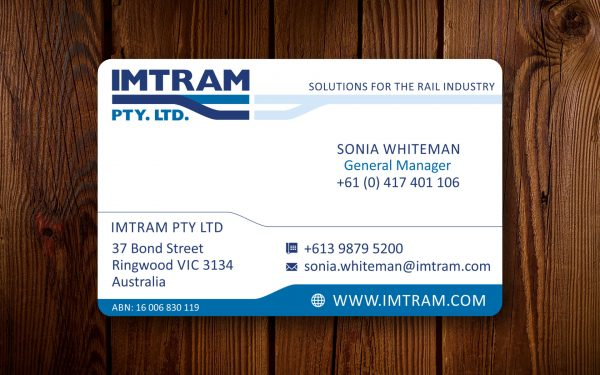 IMTRAM Business Card