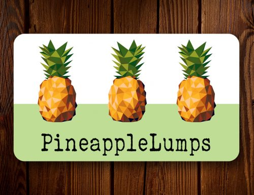 Pineapple Lumps Business Cards